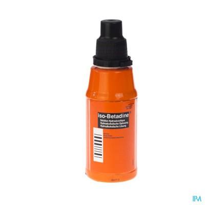 Iso Betadine Sol Hydroalc Fl 125ml 5%