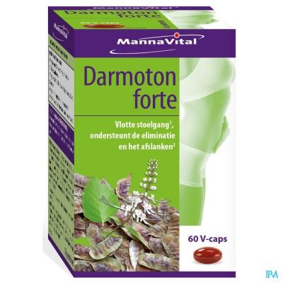 Mannavital Darmoton Forte Caps 60