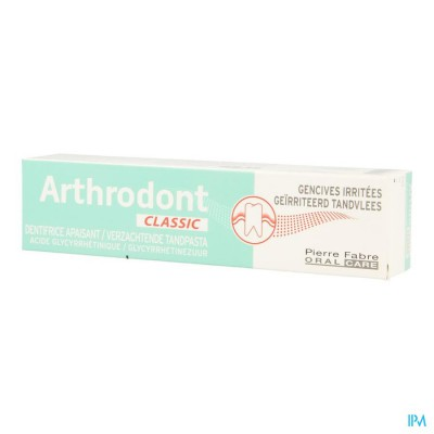 Arthrodont Classic Tandpasta Tube 75ml