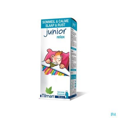 Junior 0-10 Relax Kindersiroop 150ml