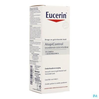 Eucerin Atopicontrol Cr Gezichtscreme Kalm.50ml