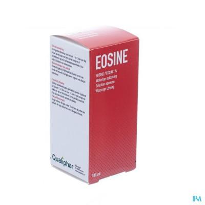 Eosine 1% Qualiphar Oplossing 100ml