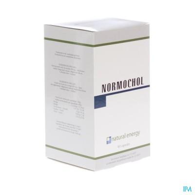 Normochol Natural Energy Caps 90x600mg