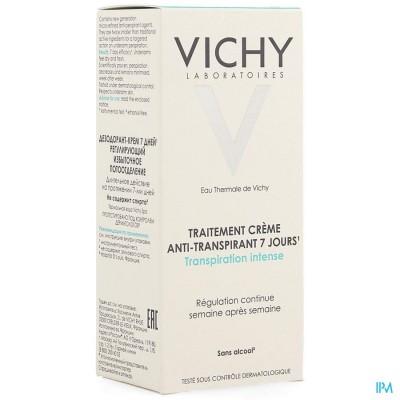 Vichy Deo Transp. Intense Creme 7d 30ml