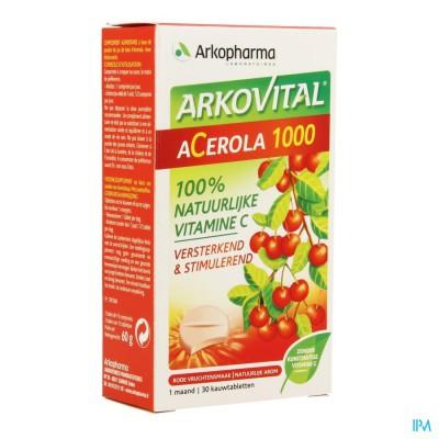 Acerola 1000 Tube Comp 2x15
