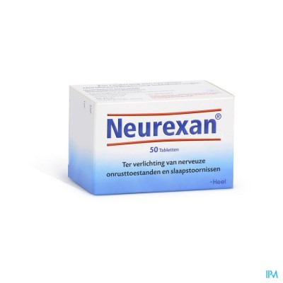 Neurexan Tabl 50 Heel