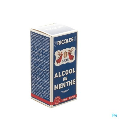Ricqles Muntalcohol Fl 5cl