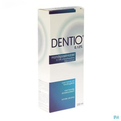 Dentio B 0,12% Mondspoelmiddel 250ml