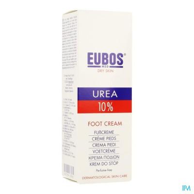 Eubos Urea 10% Voetcreme Zeer Droge Huid 100ml