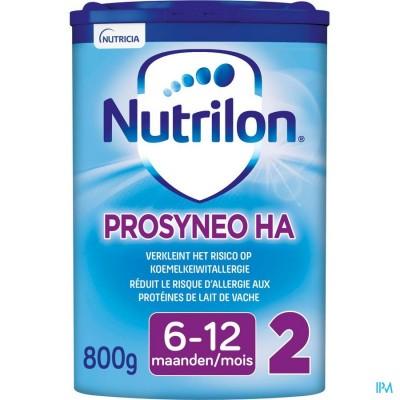 Nutrilon Prosyneo HA 2 Hypoallergene Opvolgmelk baby 6-12 maanden poeder 800g