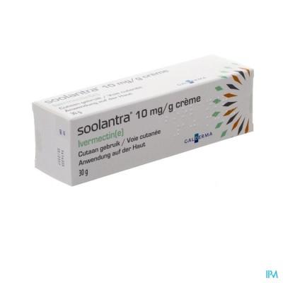 Soolantra 10mg/g Creme 30g