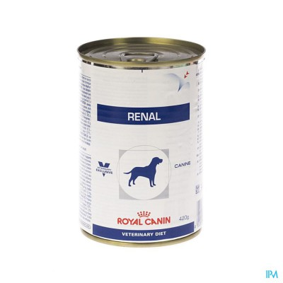 Vdiet Renal Canine 410g