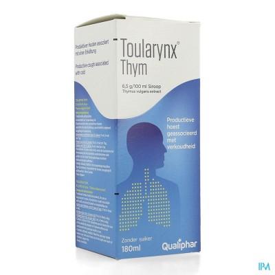Toularynx Thym 180 ml siroop