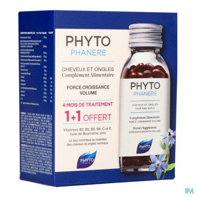 Phytophanere Duo Caps 2x120