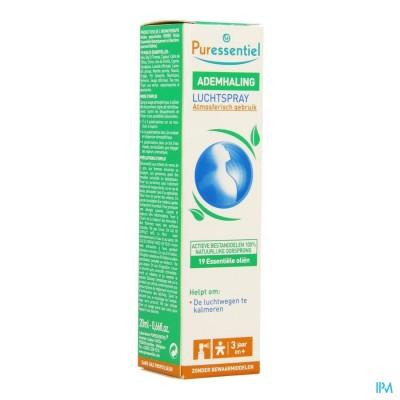 Puressentiel Ademhaling Luchtspray 20ml