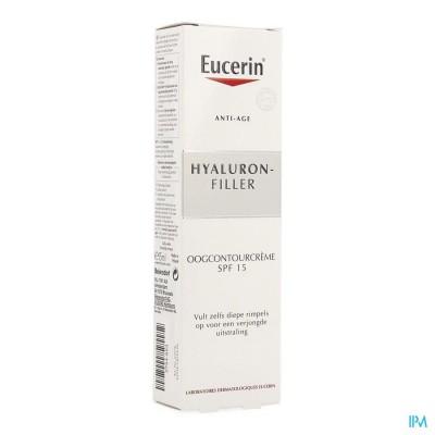 Eucerin Hyaluron Filler Creme Oogcontour 15ml