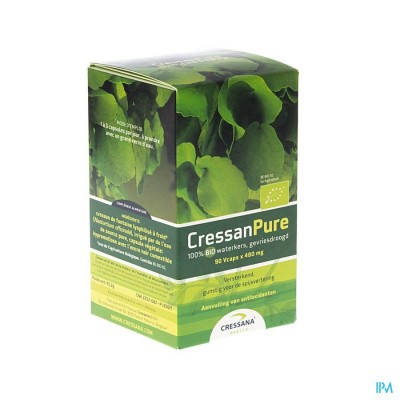 Cressan Pure V-caps 90x500mg
