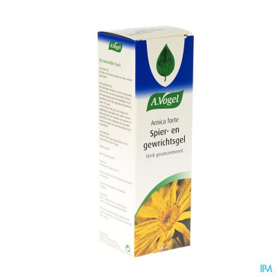 Vogel Arnica Forte Gel Tube 100ml