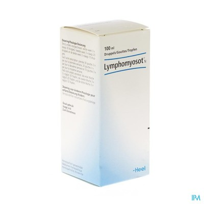 Lymphomyosot N  Druppels 100ml Heel