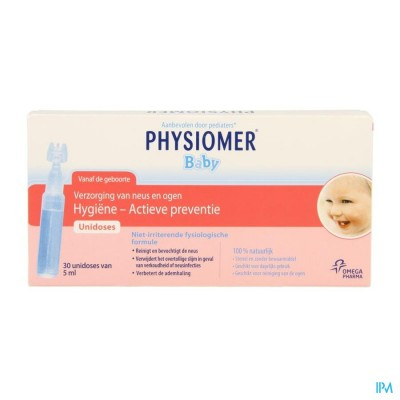 Physiomer Unidose 30 X 5ml