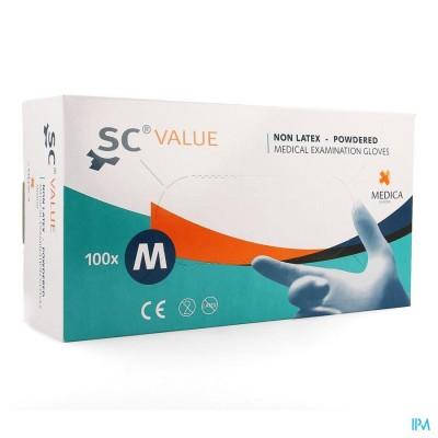 Sensicare Onderzoekhandsch. Stretchvinyl M 100