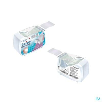 Transpore N/disp. 25mmx5m 1527p-1sd
