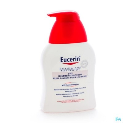 Eucerin Ph5 Hand Reinigingsolie 250ml