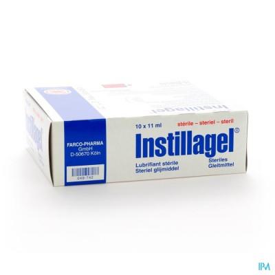Instillagel Melisana 10 X 11ml