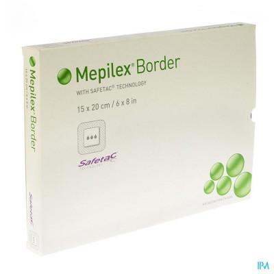 Mepilex Border Sil Adh Ster Nf 15,0x20,0 5 295600