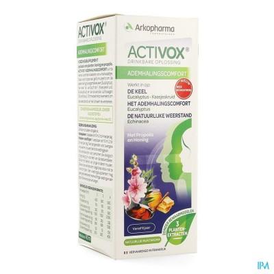 Activox Kruidensiroop Nf 150ml
