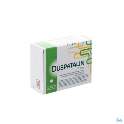 Duspatalin Drag 120 X 135mg