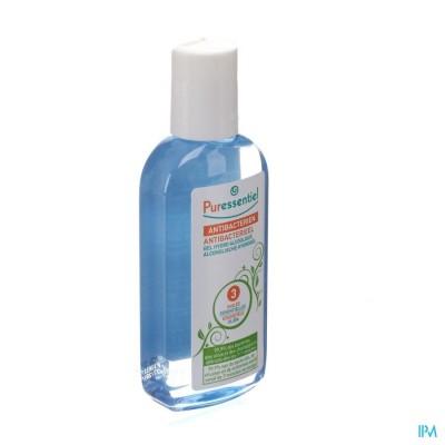 Puressentiel A/bacter.gel Hydro Alc.3 Ess.olie80ml