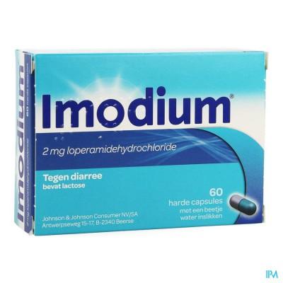 Imodium Caps 60 X 2mg