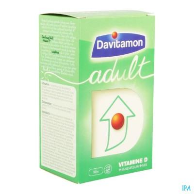 Davitamon Adult 90 Tab V1