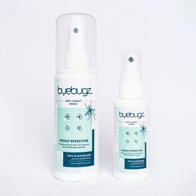 Byebugz A/insects Spray 100ml