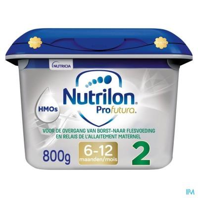 Nutrilon Profutura 2 Opvolgmelk baby 6-12 maanden poeder 800g