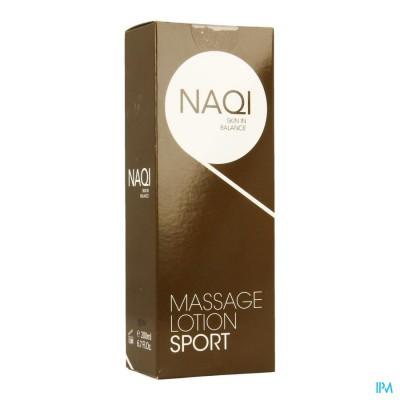 Naqi Massage Lotion Sport Nf 200ml