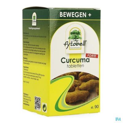 Fytobell Curcuma Forte Comp 90
