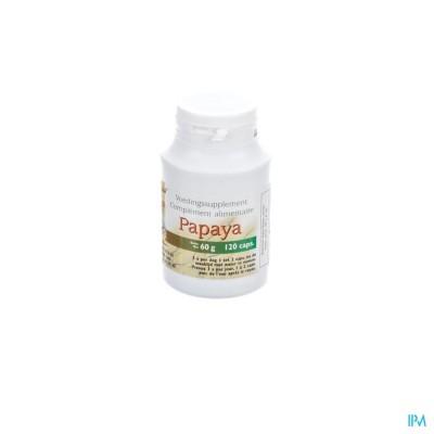 Herborist Papaya Caps 120 0739a