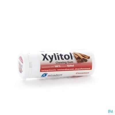 Miradetnt Xylitol Kauwgom Kaneel