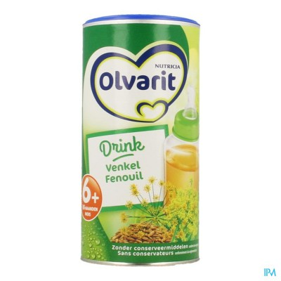 Olvarit Drink Venkel Thee Korrels 200g