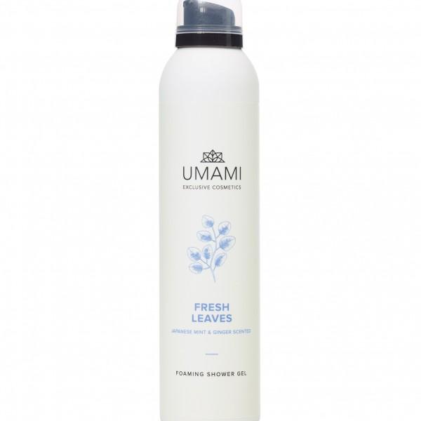 Umami Fresh Leav.jap.munt&gem.foam.shower Gel200ml
