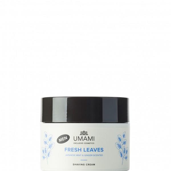 Umami Fresh Leaves Jap.munt&gemb. Men Shav.cr250ml