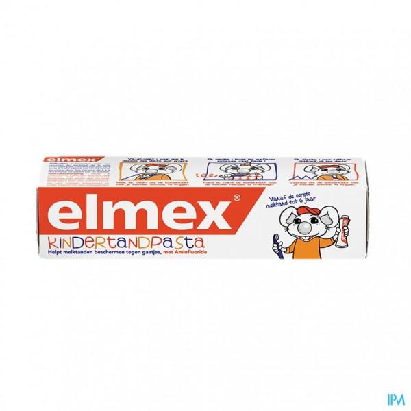 ELMEX® KINDERTANDPASTA TUBE 50ML