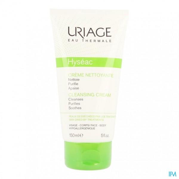 Uriage Hyseac Reinigingscreme Vh 150ml