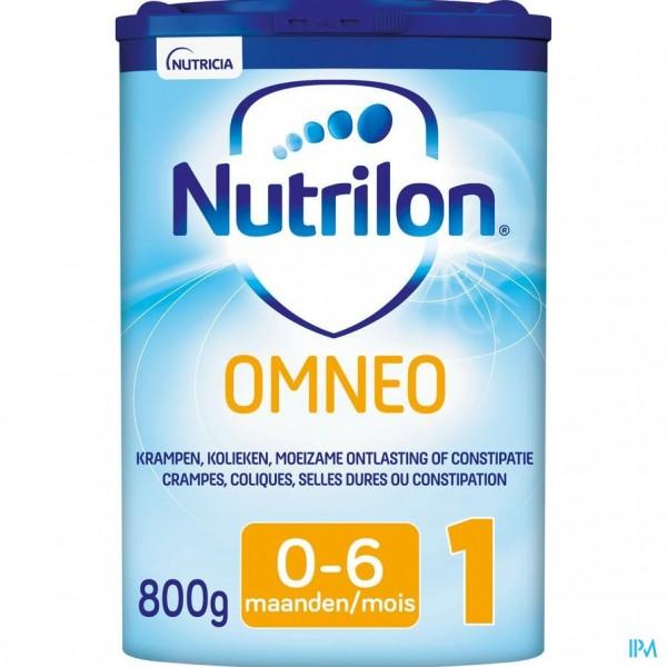 Nutrilon Omneo 1 poeder 800g Volledige zuigelingenvoeding