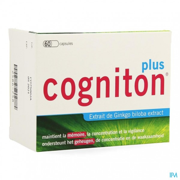 Cogniton Plus Caps 60