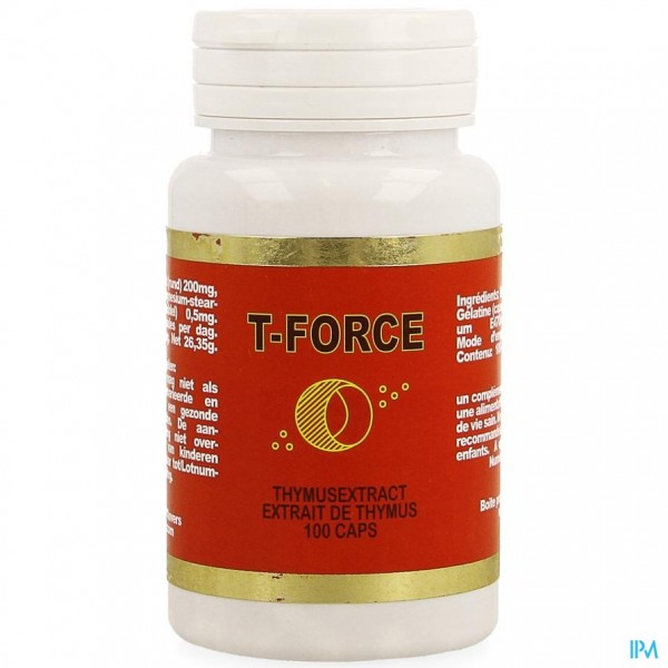 T-force Caps 100