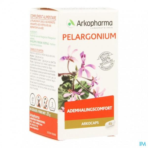 Arkocaps Pelargonium 45