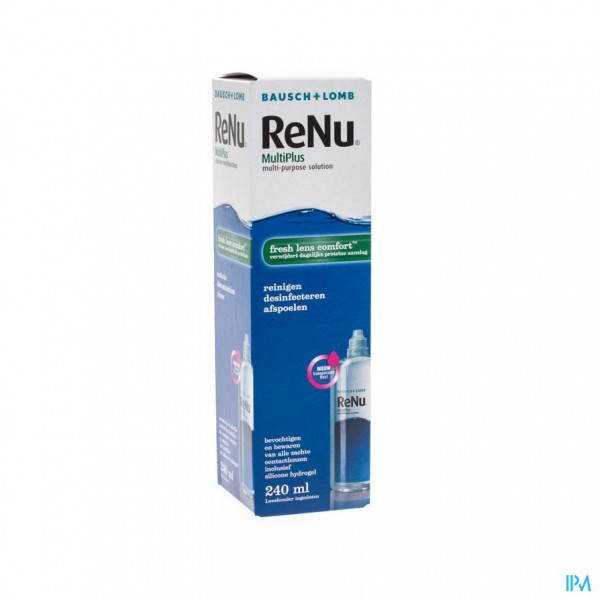 Bausch Lomb Renu Multiplus Nf 240ml